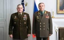Finnországban találkozott az orosz és az amerikai vezérkari főnök