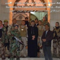 Asszír keresztények újabb önvédelmi alakulata (videofelvétel+képgaléria)