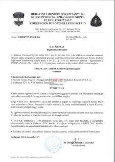 Megy az aktatologatás a Szent Koronát gyalázó Varga Viktor ügyében
