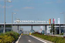 Alkatrészhiánnyal küzd a pozsonyi Volkswagen