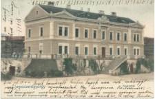 Bod Gizella válasz levelezőlap – 1905
