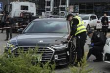 Nem kommentálja a Belügyminisztérium, hogy magyar lőszerrel akarták megölni az ukrán elnök főtanácsadóját