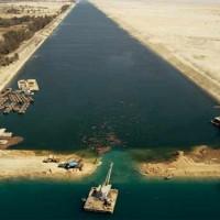Megmutatták az épülő új Szuezi-csatornát
