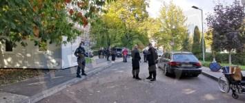 Kommandósok védték meg a cigány gyásztól a szatmárnémeti kórházat