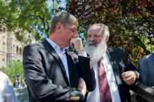 """Megerősíti zsidóságát, még héber nevet is kap a """"protestáns egyházat"""" vezető Iványi"""