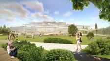 Ilyen lesz a Városliget legújabb múzeuma – látványtervek