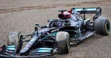 Hamilton nyerte a török időmérőt, de Bottas startolhat az élről