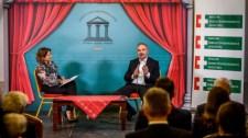 Az agrárminiszter a Kereszténydemokrata Estek fórumán