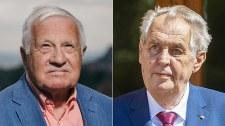 Miloš Zeman és Václav Klaus is kórházba került