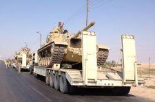 Összehangolt terrortámadások történtek a Sínai-félszigeten