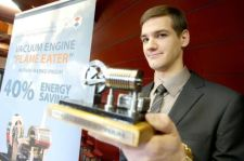 Új motort fejlesztett a diák, már a NASA kopog az ajtaján