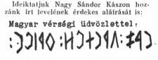 Alárovás a Magyar Rendőr szaklapban – 1940