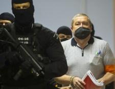 Komédia volt ez a tárgyalás, üzente Dušan Kováčik a börtönből