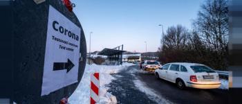 Szerdától megszűnnek a határellenőrzések a cseh-német határszakaszokon