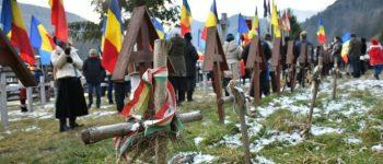 Úzvölgyében ünnepelték területrablásukat a magyargyűlölők
