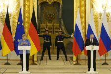 A Navalnij-ügy adta Merkel és Putyin búcsútárgyalásának fő témáját