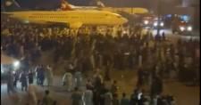 Káosz a kabuli reptéren, az amerikai katonák a levegőbe lőttek