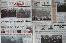 Kiretusálta Angela Merkelt egy izraeli újság