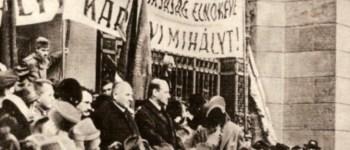 Nincs helye a nemzet főterén: Károlyi és az őszirózsás forradalom