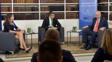 """Varga Judit: jó lenne megszabadulni az """"állandóan mélyülő Európa"""" gondolatától"""