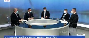 Klus Ukrajnához hasonló helyzettől fél: Ezért vonják meg a magyaroktól a kettős állampolgárságot Szlovákiában