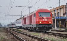 Korlátozások várhatók a Pozsony-Dunaszerdahely-Komárom vasútvonalon