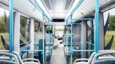 Elektromos Ikarus buszt tesztelnek