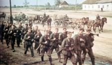 A magasabbegységek hadrendje és állománya a keleti fronton, 1941-45