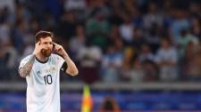 Vb-selejtezők: brazil botlás, Messi-gól