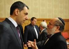 """Lázár a Parlamentben tárgyalta meg a zsidókkal """"a magyarok bűneinek felelősségét"""""""