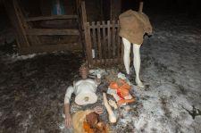 Németek zúztak szét egy ménfőcsanaki betlehemet