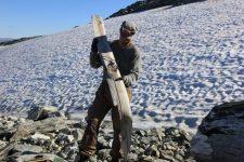 Az eddigi legöregebb síléceket találták meg Norvégiában