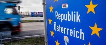 Mától csak elektronikus regisztrációval lehet belépni Ausztriába