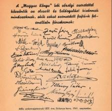 Alárovás – 1941