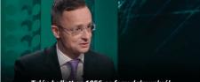 Szijjártó Péter keményen eligazította a liberális műsorvezetőt