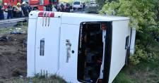 Mindössze egy napot töltött Horvátországban a halálos buszbalesetet szenvedő turistacsoport
