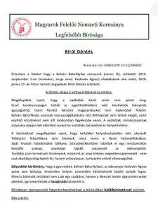 """Magát a """"Magyarok Felelős Nemzeti Kormányának"""" és bíróknak képzelő zakkant társaság vezetőit vették őrizetbe"""