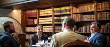 A magyar miniszterelnökkel interjút készítő Postoj főszerkesztője a Körképnek: Orbán nem diktátor