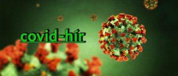 Koronavírus Magyarországon: 1 513 fővel emelkedett a beazonosított fertőzöttek száma