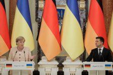 Merkel szankciókat helyezett kilátásba Oroszországgal szemben az Északi Áramlat-2 miatt