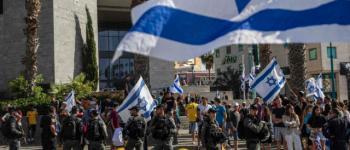 Franciaországban belpolitikai vita lett a palesztinbarát tüntetés betiltásából