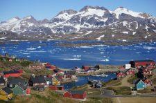Először észleltek esőt a grönlandi jégtakaró csúcsán
