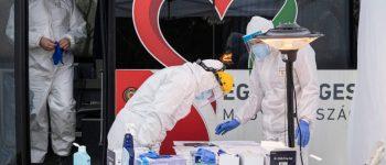 Koronavírus Magyarországon: 4 668 fővel emelkedett a beazonosított fertőzöttek száma