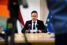 Szijjártó: kialakulhat a magyar érdekeket nem sértő kompromisszum a globális minimumadó kapcsán
