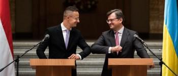 Szerdán Kijevben újra nekifutnak a magyar-ukrán kapcsolatok rendezésének