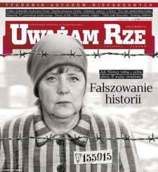 """Merkel még Áderéken is túltesz: """"minden egyes nap Auschwitzra kell emlékezni"""""""
