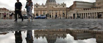 Októbertől csak COVID-igazolvánnyal lehet belépni a Vatikánba