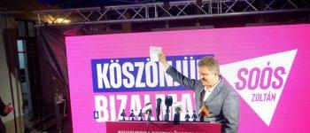 Nagy fölénnyel verte román vetélytársait a hitgyülis magyar Marosvásárhelyen