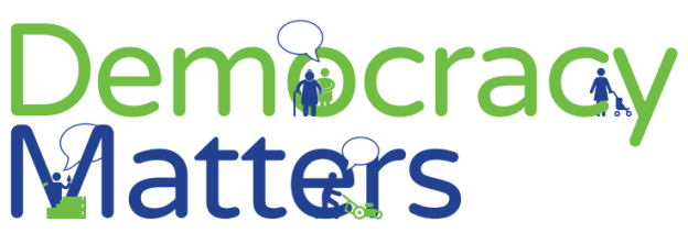 Democracy Matters: sign up for discussion event