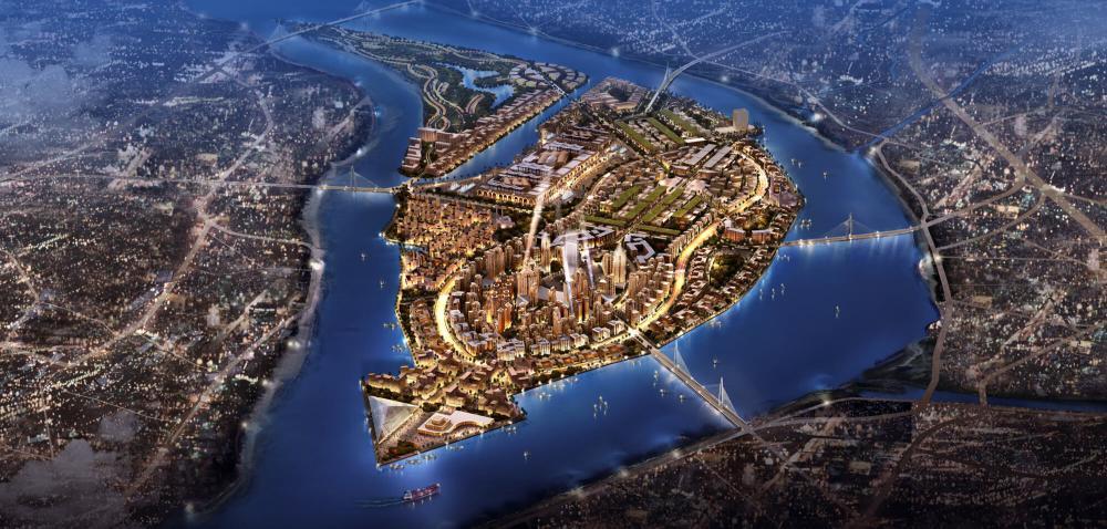 Il progetto edilizio del governo egiziano per al Warraq